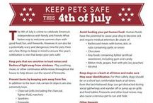 Pet Care & Safety Tips / Learn to keep your pets safe, happy, and healthy. / by Red Bank Veterinary Hospital