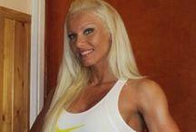 Csilla Fodor / Csilla Fodor is a Hungarian fitness model