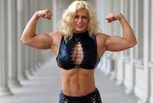 Skadi Frei-Seifert / Female Pro Bodybuilder
