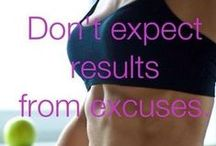 """Women's Motivational Fitness Quotes / """"You will never know your limits unless you push yourself to them! """""""
