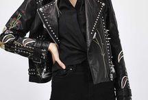 fashion   rocker style