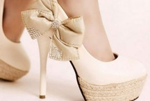 Give a girl the right shoes, and she can conquer the world!