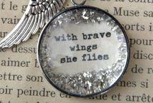 Jewelry / A woman wears her tears like jewelry. / by Lindsay Wangen