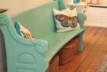 Furniture Inspiration / by Stacey Bolick