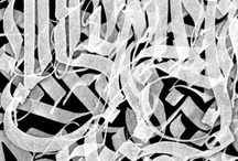 Gothic calligraphy / by Shiva One