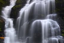 Waterfalls  / by Marie R
