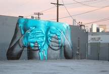 Art of the streets / by Shiva One