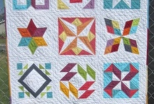 Quilting / by Leigh Herrington