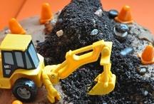 Construction Birthday Party Inspiration