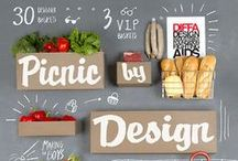 Design with food / by Shiva One