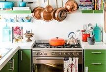 A Clean, Well Lighted Kitchen