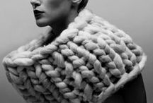 Wicked Big Knits / The wonderful world of haute couture, sculptural, outrageous, surreal knitting, for the body and the home.