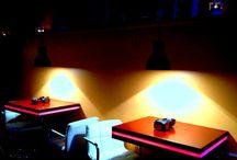 BEMBIÚ bar / Club de jazz en A Coruña  El concepto del bar es compartido, pero el interiorismo, tanto diseño de espacios como de mobiliario, es de Estrella Raña Noya. Distinto. Acogedor. Agradable. Punto de encuentro. Pequeñas reuniones, amigos o negocios. Disfrutamos escuchando música y agradecemos que se hable bajito...  bembiubar@gmail.com