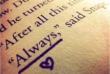 Harry Potter Love / by Rachel Stankevich