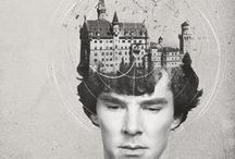 I always hear punch me in the face when you're speaking / SHERLOCK. Best show on TV.