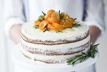 Bake / #sweettreats #cakes #pies #doughnuts #baked #cookies