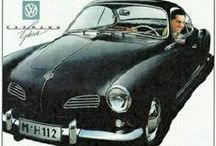 My Dream Car / The Karmann Ghia is one of my favorite cars. It reminds me that this existence can be lived beautifully, without hogging the road of life. Gonna get one, some day (a Karmann Ghia, that is)!
