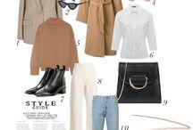 Clothes: Autumn