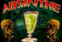 Artemisia Absinthium / Absinthe - An Elixir of Intellect and Vision