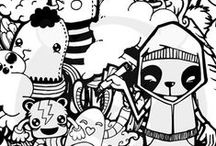Doodly Do & Stamps / by Shiva One