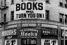 Book Stores / Independent book stores around the world.