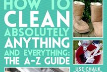Keep it clean!! / Cleaning isn't fun, but it has to be done... Every single day  / by Victoria LaTour