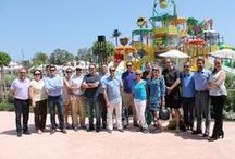 IAAPA Post Spring  Forum - Polin Waterpark Day_May 23rd 2015