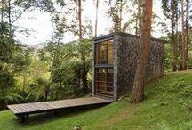 SIDE  P R O J E C T...one day? / Ideas for a vacation house?