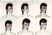 Bye, Bye, Bowie / Heartbroken. He's gone.