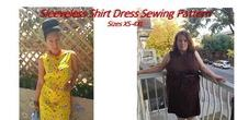 APM Sewing Pattern Lines / PDF and paper sewing patterns for home sewing, professionals, and manufacturing.