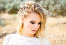 Wedding Beauty / Create the perfect bridal look from makeup to hair and accessories. Follow this board to craft an on-point look for your wedding day!