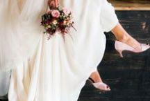Novias y Bodas / Weddings / Novias: zapatos, vestidos, complementos y detalles para tu boda.