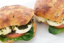 Signature Sandwiches / Sebastians Cafés & Catering Proudly shares our signature sandwiches and customer inspired creations! Try them for yourself!  www.sebastians.com/menu