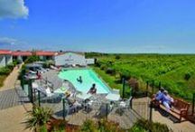 Accommodation / by Atlantic Coast & Cognac Country