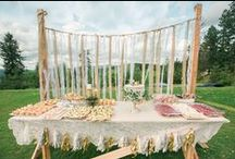 Wedding DIYs / Simple and fast DIY ideas for weddings and parties.