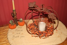 The Harvest Table w/Gooseberry Patch / by Crystal Shook