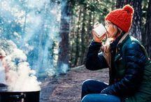 Outdoor Enthusiast / Mountains, Rivers, Fishing & Exploring / by Natasha Trifunovic
