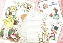 Wenskaarten collectie 'EDELWEISS' KendieKaart by MOK STUDIO / Wenskaarten  - Greeting cards