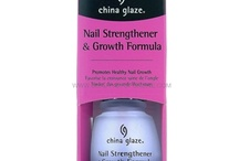 China Glaze Nail Treatments / The selection of China Glaze Top Coats, Base Coats & Nail Treatments carried at Beauty Stop Online.