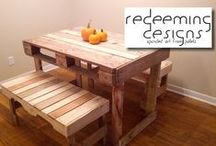 Redeeming Designs TN Projects - pallet wood art / Upcycled art from pallets. Check out more and place orders at www.facebook.com/redeemingdesignstn  Email us at redeemingdesignstn@gmail.com / by Chris Cummings