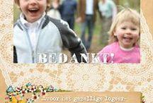 KendieKaart - Greeting card FOTO FRAMES