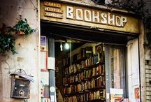 Libraries & Bookstores / by Tea Reader
