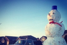 The Great Snowman Challenge