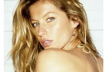 Just Gisele  / my obsession with an ethereal Earth angel / by Natasha Trifunovic