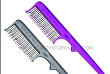 Hair Combs / Browse the selection of hair combs found at Beauty Stop Online!