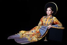 AO DAI VIETNAM :TRADITIONAL to CONTEMPORARY / by Tovan Huynh