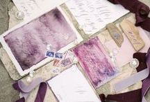 Wedding Invitations / Wedding invitations, save the dates, thank you cards, bridesmaid asks, & more!
