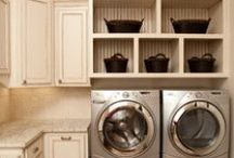 Laundry Room / by Bailey de Wynter