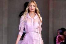 Pasarelas / Semanas de la Moda de Nueva York, París, Madrid, Londres y Milán