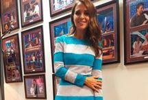 Paula Echevarría / Blogs ELLE MODA, Paula Echevarría 'Cuando nadie me ve' #ELLEblogs
